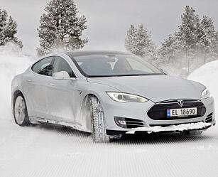 image: Tesla Model S: Møt virkeligheten!