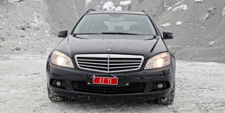 Bruktbil: Mercedes-Benz C-klasse (2009)