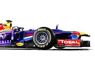 Formel 1: Dette skjer i 2013
