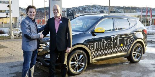 image: Her er den nye Autofil-bilen