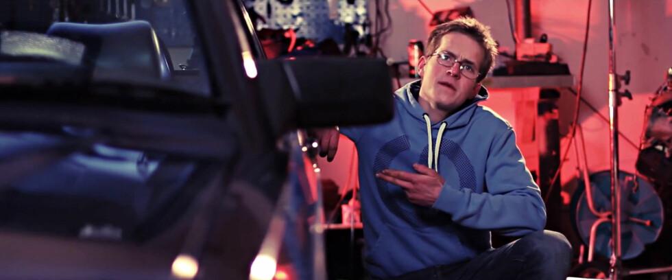 Folk rapper vanligvis ikke om bilene sine. Vi spør: Hvorfor ikke? Foto: Magnus Halvorsen Wathne