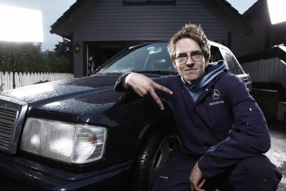 Kan dette være rånernes Lars Vaular? Foto: Magnus Halvorsen Wathne