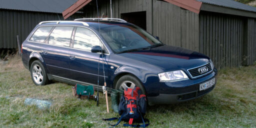 image: Audi A6 (1999)