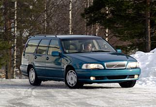 Volvo V70 T5 (1998)
