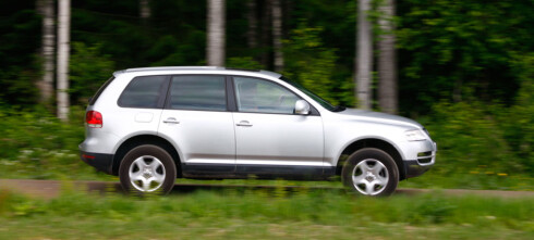 Volkswagen Touareg (2005)