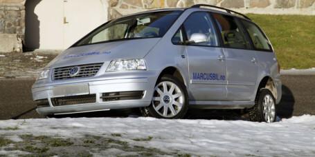 Volkswagen Sharan 4Motion (2006)
