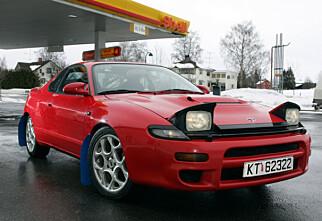 Toyota Celica GT-Four (1991)