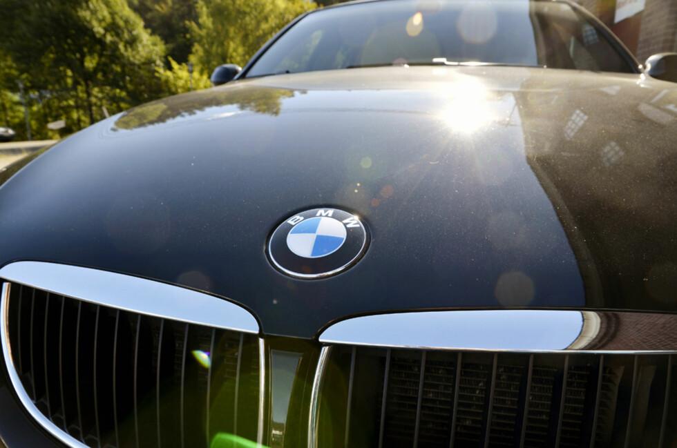 Bruktbil: BMW 3-serie (2007)