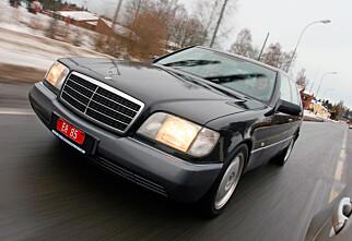 Mercedes-Benz S-Klasse (1992)