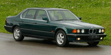BMW 7-serie (1990)
