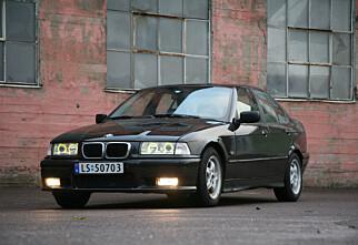 BMW 3-serie (1994)
