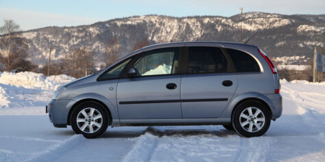 image: Opel Meriva (2003)