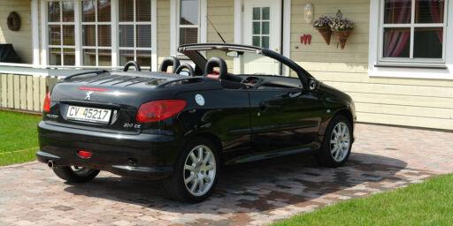 image: Peugeot 206 CC (2003)