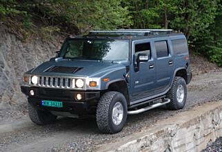 Hummer H2 (2005)