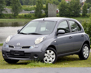 image: Nissan Micra (2009)