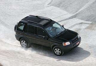 Land Rover Freelander (1999)