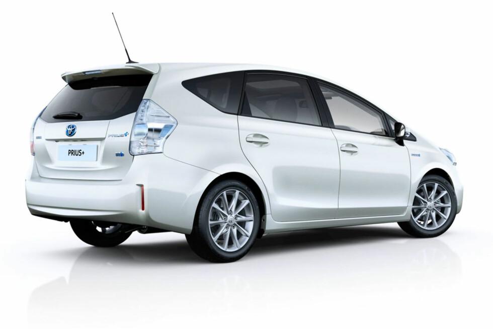 Toyota Prius+ Seven