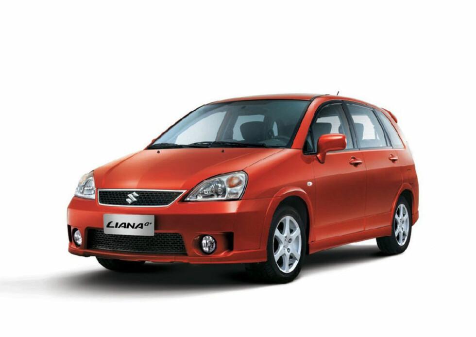 Suzuki Liana Sport SUV