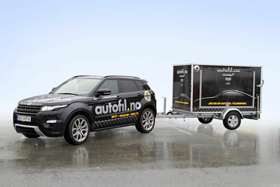 Autofils Roadshow legger ut på veien og håper å møte deg i sommer! Foto: Autofil