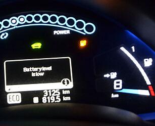 image: 1200 km i Nissan Leaf: Del 3