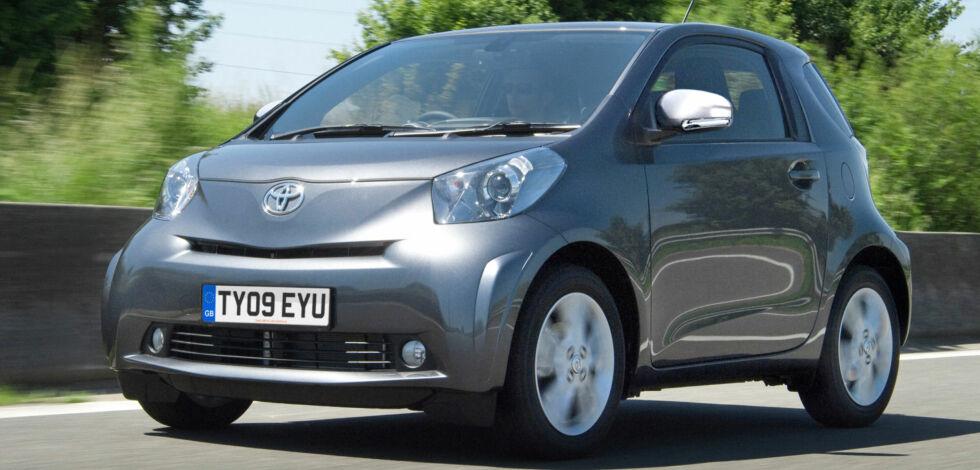 image: Toyota iQ