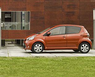 image: Toyota Aygo