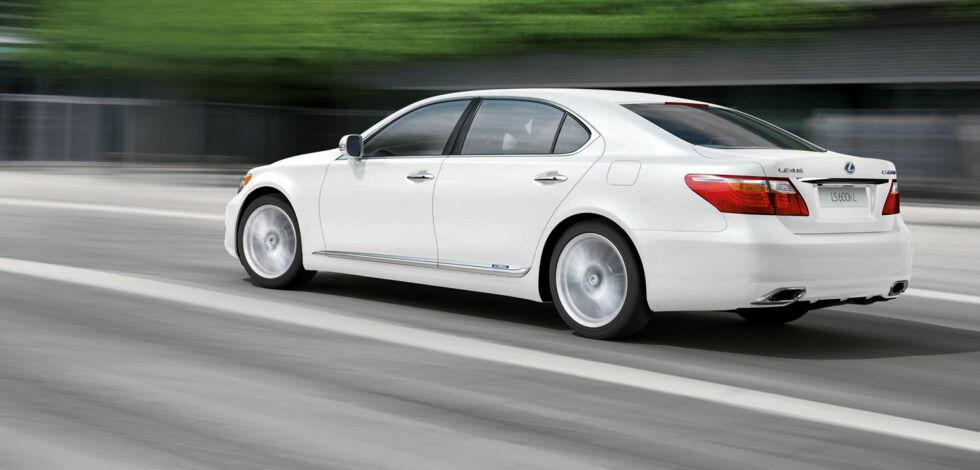 image: Lexus LS