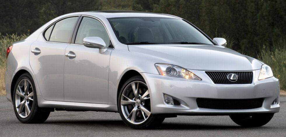 image: Lexus IS