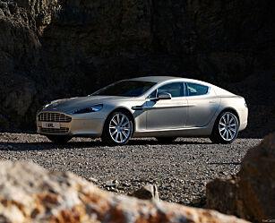 image: Aston Martin Rapide