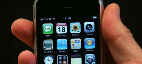 Gratulerer med dagen, iPhone!