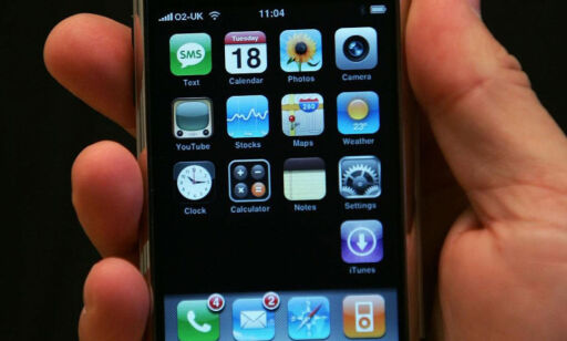 image: Dinsides artikler om iPhone
