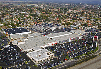 Denne Toyota-butikken er verdens største