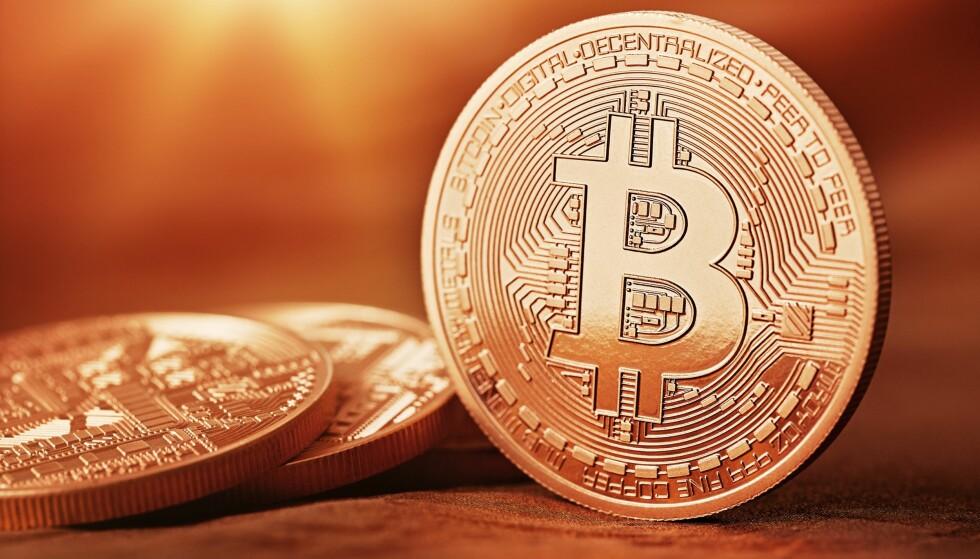 DIGITAL VALUTA: Er du nysgjerrig på bitcoins, finner du det du trenger å vite i denne artikkelen. Foto: Shutterstock / NTB Scanpix