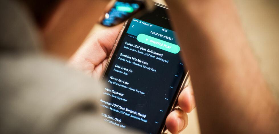 image: Slik blir du kvitt russelåter og annet rask fra Spotifys «Discover Weekly»