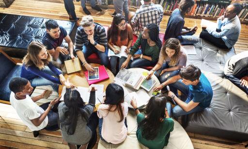 image: Her får du lønn mens du studerer - men pass på søknadsfristene!