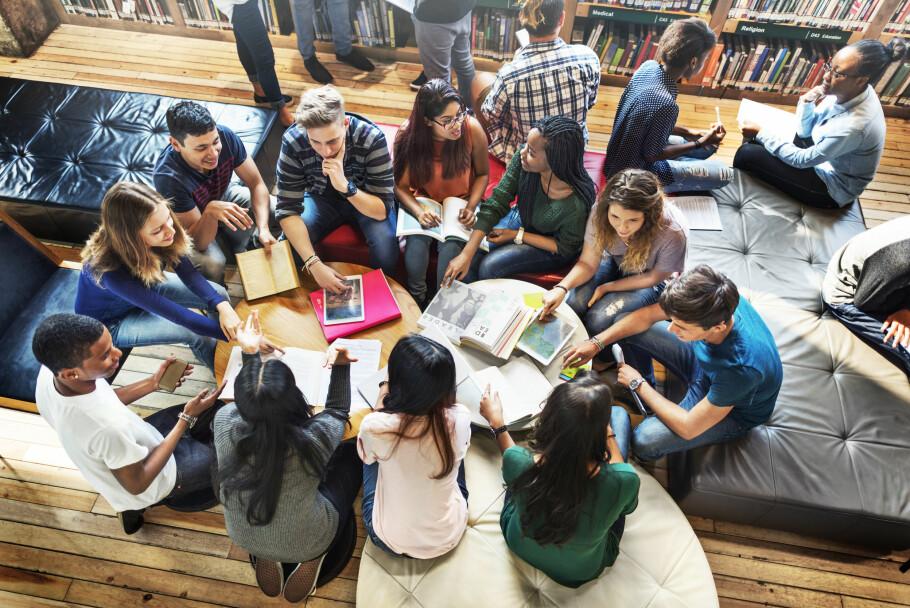 UTDANNING MED LØNN: Noen studier gir lønn under utdanning, i tillegg til gode jobbmuligheter etterpå. Men pass på søknadsfristene! Foto: Shutterstock/ NTB Scanpix