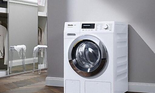 VINNERMERKE: Tyske Miele er nummer en både på vaskemaskiner, tørketromler og oppvaskmaskiner. Foto: Miele
