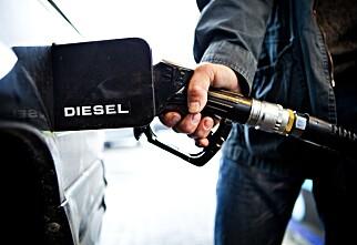 Svært mange rammet av «dieselkrise»