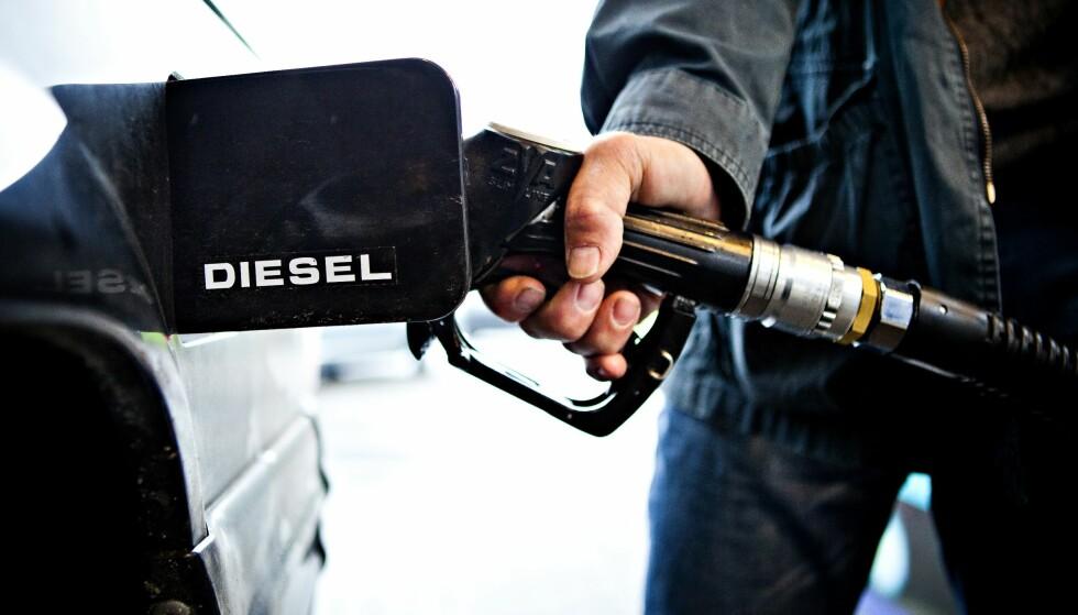DIESELKRISE? Nesten to av tre NAF-medlemmer på Østlandet mener de måtte legge om hverdagen på grunn av dieselforbudet i Oslo.