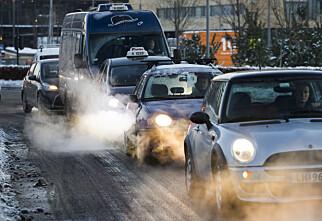 Dieselbilforbud det stinker av