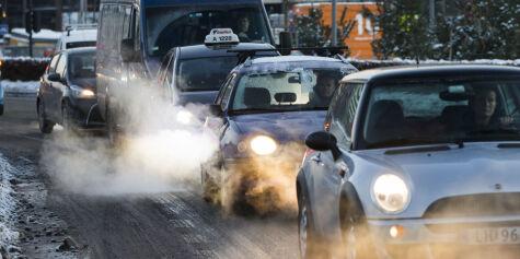 image: Dieselbilforbud det stinker av