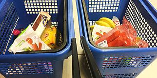 image: Samme handlekurv i samme butikk - til halv pris!