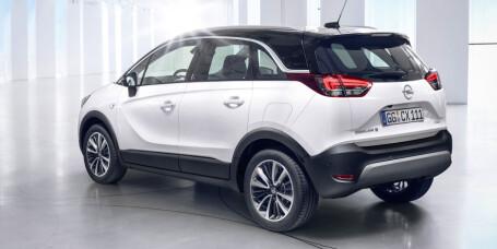 Opel ruster opp