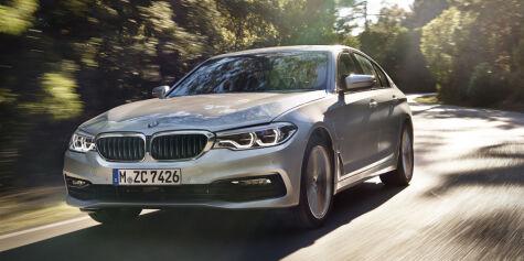 image: Nesten avgiftsfri ny BMW 5-serie!