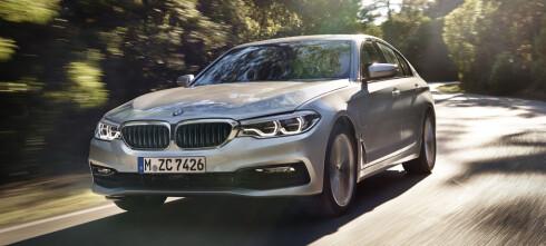 Nesten avgiftsfri ny BMW 5-serie!