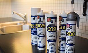 HELSE: CT1 er godkjent av Norges Astma- og Allergiforbund og gir fra seg lite lukt. FOTO: Simen Søvik.