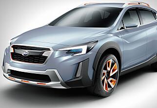 Norges-Subaruen får etterfølger