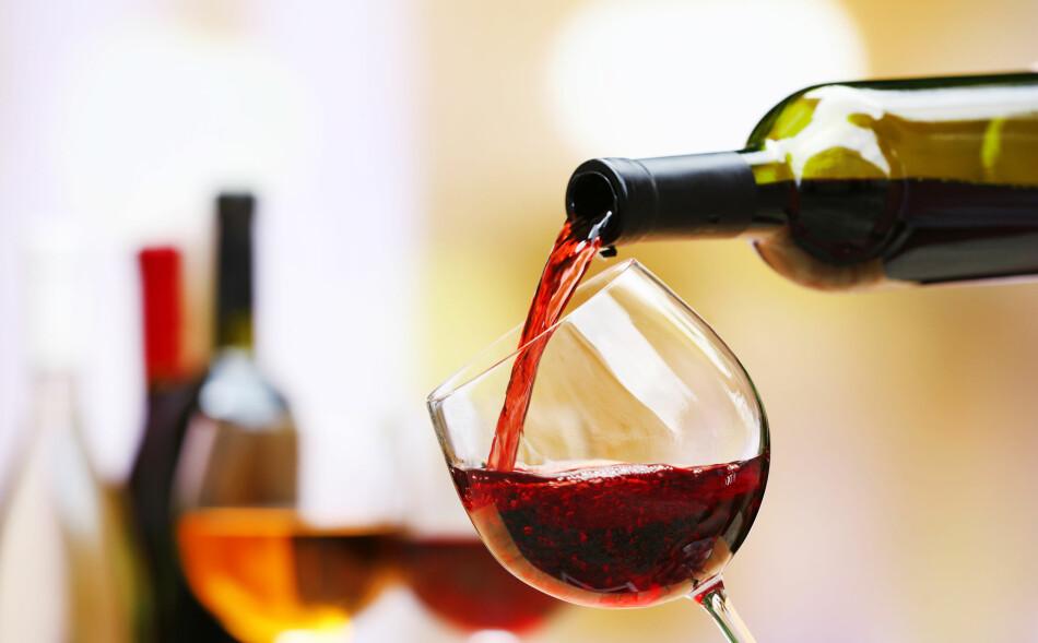 HOLDBARHET: Kjøper du boksvin, har du 6-8 uker på å drikke den opp før den blir dårlig Foto: NTB Scanpix.