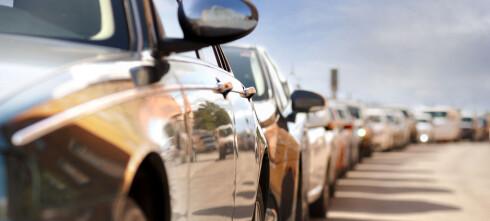 Volkswagen mest solgte bilmerke i fjor