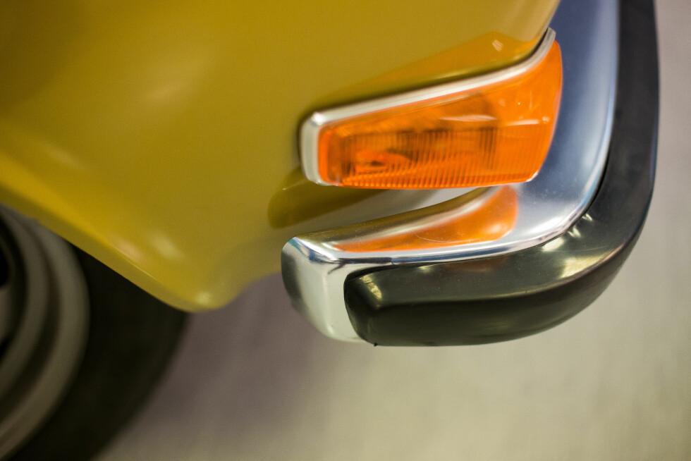 VETERAN: Volvo 142.